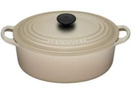 Le Creuset Almond Colour